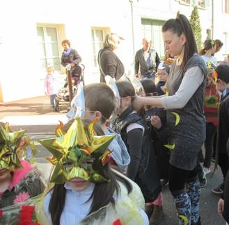 Carnaval des écoles primaires d'Anet